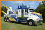 GRS HEAVY TOWING AND HAULAGE